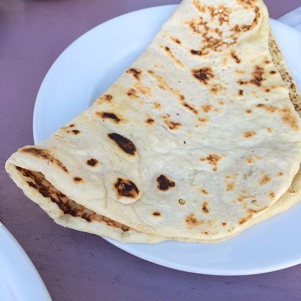 Naan @ indischen Spezialitätenrestaurant Naan