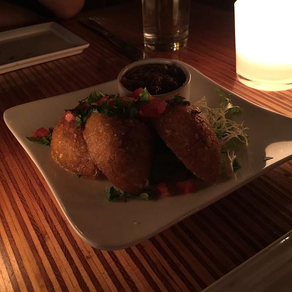 Beef Empanadas - Baru Latino Restaurante, Vancouver, BC