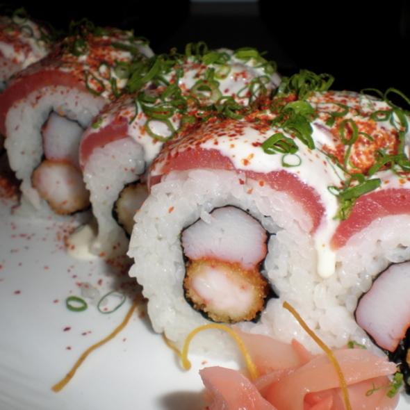 Acevichado Roll