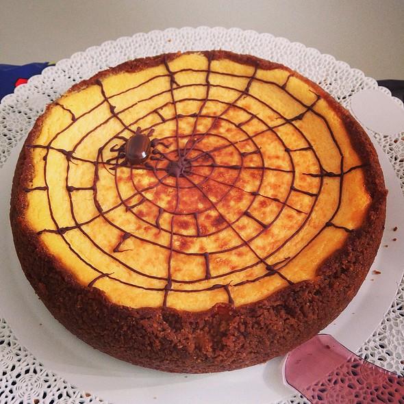 Pumpkin Cheescake @ Un cuoco per casa
