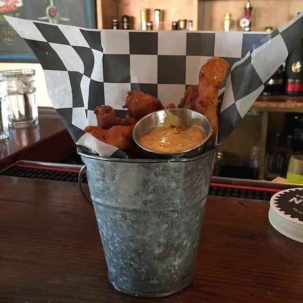 Crawfish Hushpuppies - Bluegrass Tavern, Baltimore, MD