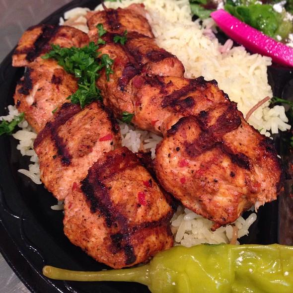 True Mediterranean Kitchen Menu