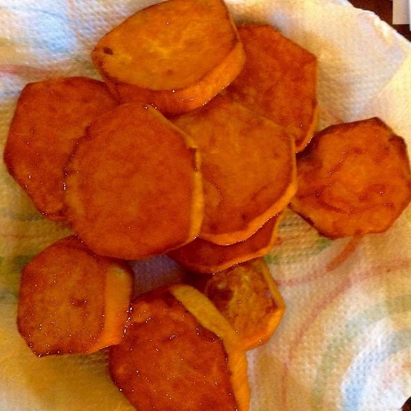 Sweet Potato @ Stichting Suara Jawa