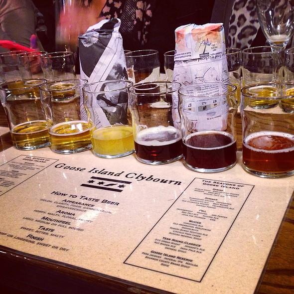 Assorted Beers