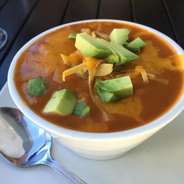 Tortilla Soup @ Crush Wine Bar & Deli