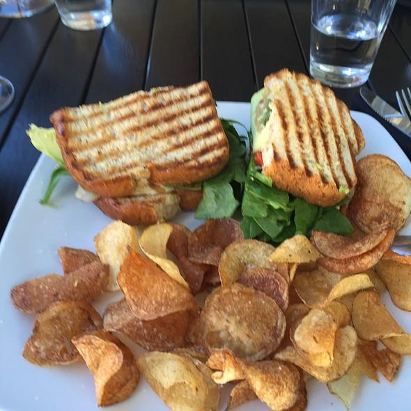 Hippie Sandwich @ Crush Wine Bar & Deli
