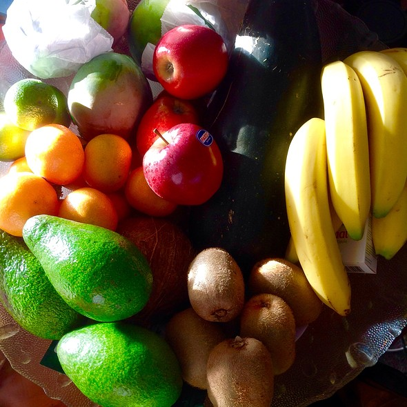 Fruit @ Stichting Suara Jawa