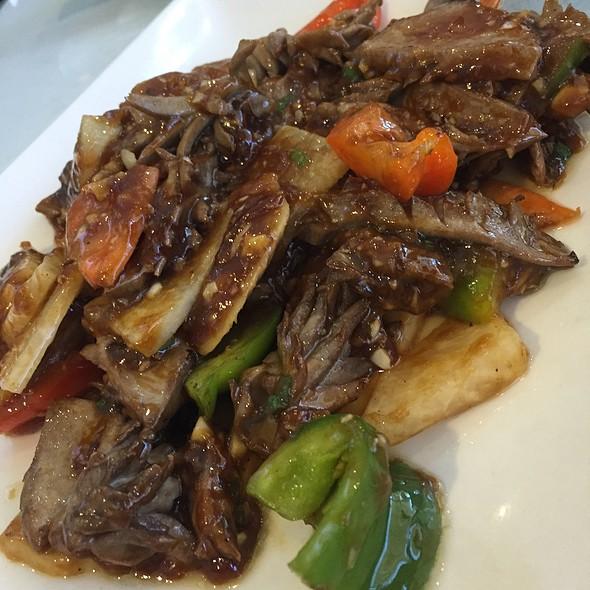 Stir-Fried Kidney