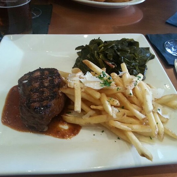 Steak-Frites - Claire's at the Depot, Warrenton, VA