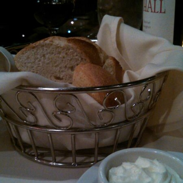 Bread & Butter - Friday's Station Steak & Seafood Grill - Harrah's Lake Tahoe