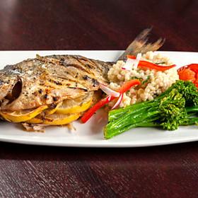 Sea Bream Whole Fish