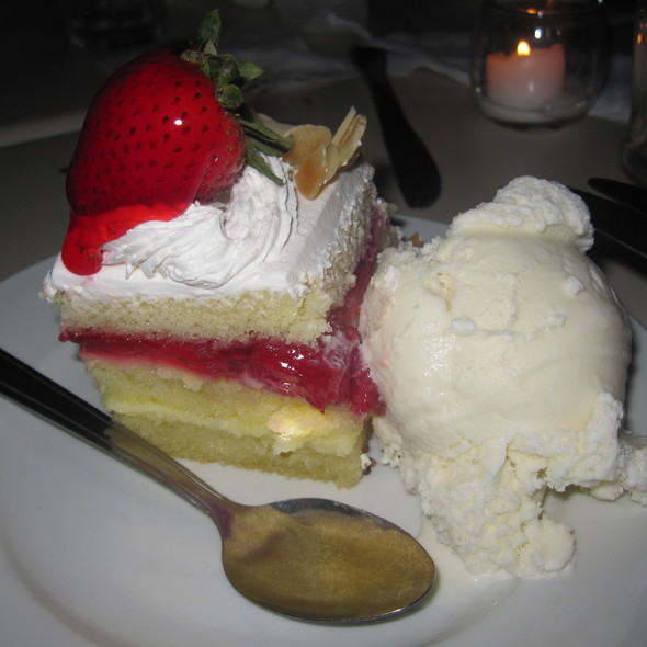 Astotia Strawberry Short Cake