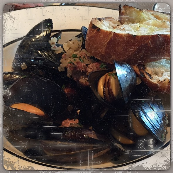 Mussels!  @ Jack's Oyster Bar & Fish House
