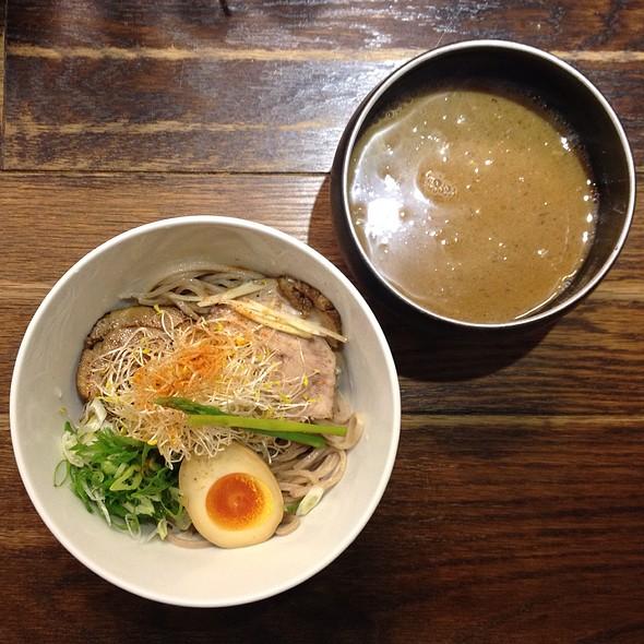 豚骨魚介沾麵 | Pork Bone Seafood Dipping Noodles @ Enishi 緣麵屋