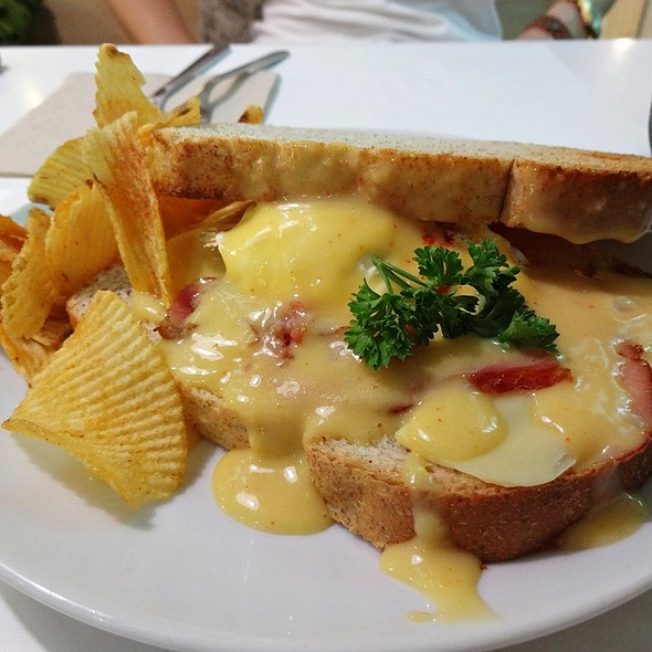 Happy Melt Sandwich @ Happy Kitchen Culinary Studio
