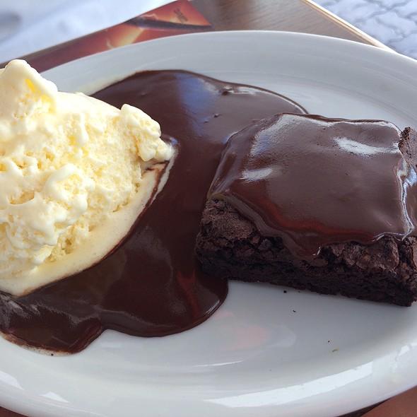 Brownie @ Cumarim Burger Grill