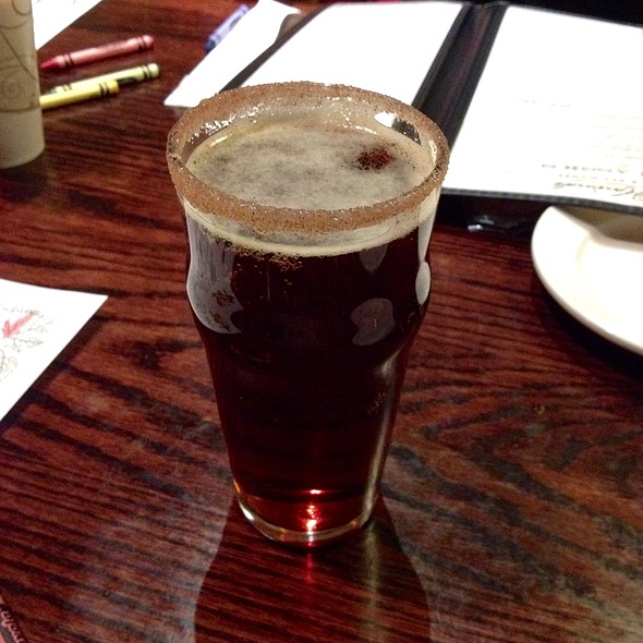 Harvest Spice Beer - John Harvard's Brewery and Ale House, Framingham, MA