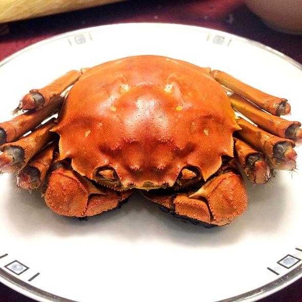 清蒸大閘蟹,Steamed Hairy Crab @ 樂軒華 Le Chinois Restaurant