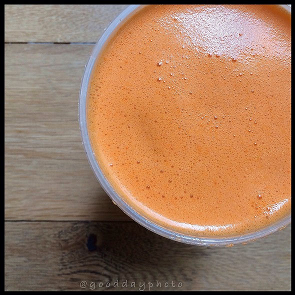 Lime Light Juice @ Animo Juice