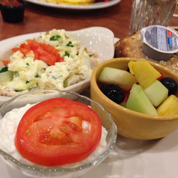 Nurse`s Bialy Breakfast @ The Good Egg