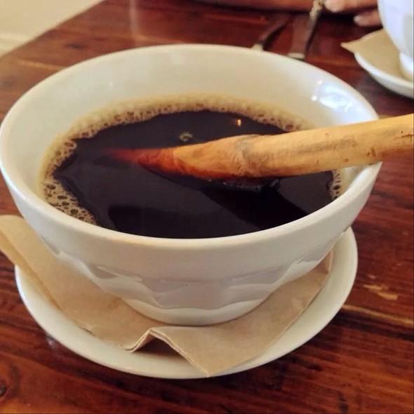 Cafe De Olla - Dona Tomas, Oakland, CA