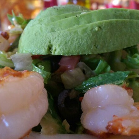 Shrimp and Avocado Salad @ Rosti Tuscan Kitchen