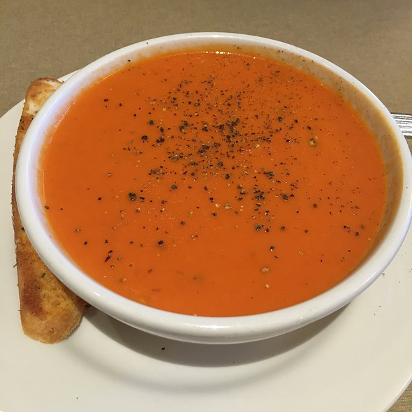 Tomato Basil Soup @ Nordstrom Cafe