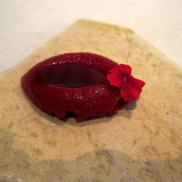Poppy Flower Sorbet