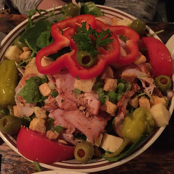 Chefs Salad @ The Yellow Deli