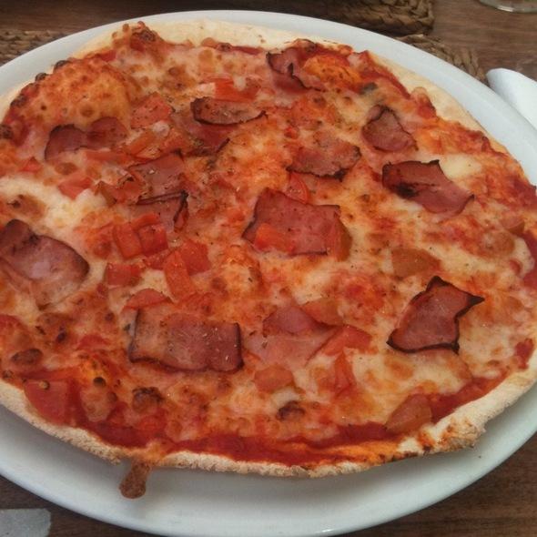 Pizza Do Menu @ pasta caffé