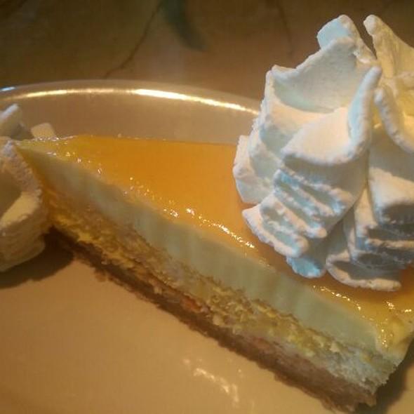 Mango Key Lime Cheesecake @ The Cheesecake Factory