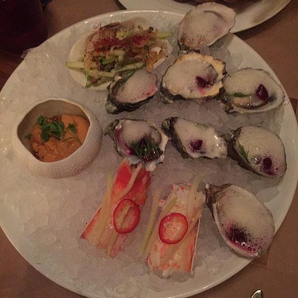 Seafood Platter @ RN74 Seattle