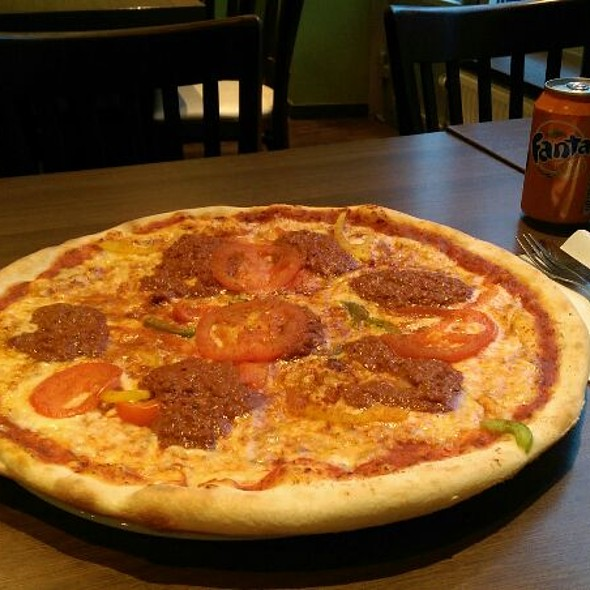 Pizza Hot hot