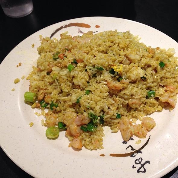 Vn Style Shrimp Fried Rice @ Tú Lan Restaurant