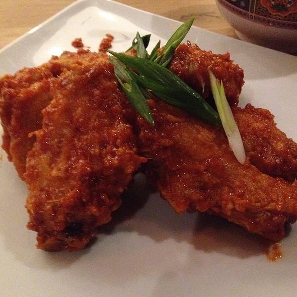 Korean Fried Chicken @ Makan ATL