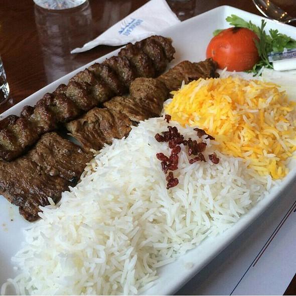 Chelo Kabab Sultani  @ Asfhani