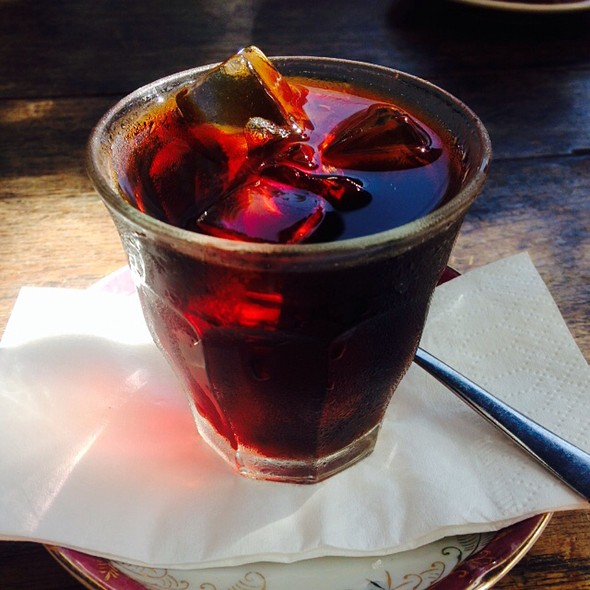 Cold Drip Coffee @ The Bunker