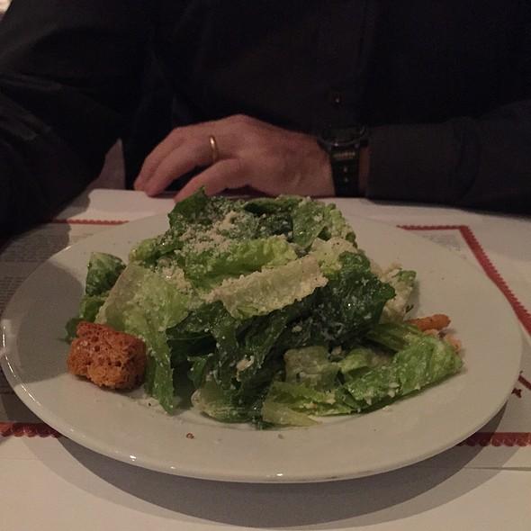 Caesar's Salad - Trellis Restaurant, Menlo Park, CA
