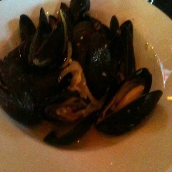 Mussels @ Vines Grille & Wine Bar