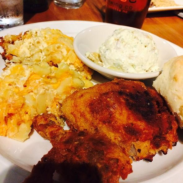 Fried Chicken At Kingu0027s Kitchen Of Charlotte
