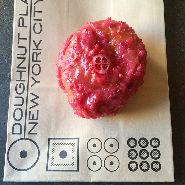 Cranberry Relish Doughseed @ Doughnut Plant