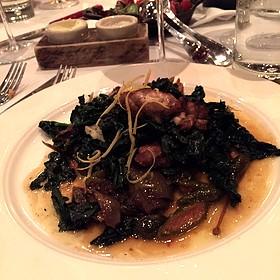 Sweetbreads - CarneVino Italian Steakhouse - Palazzo Hotel, Las Vegas, NV