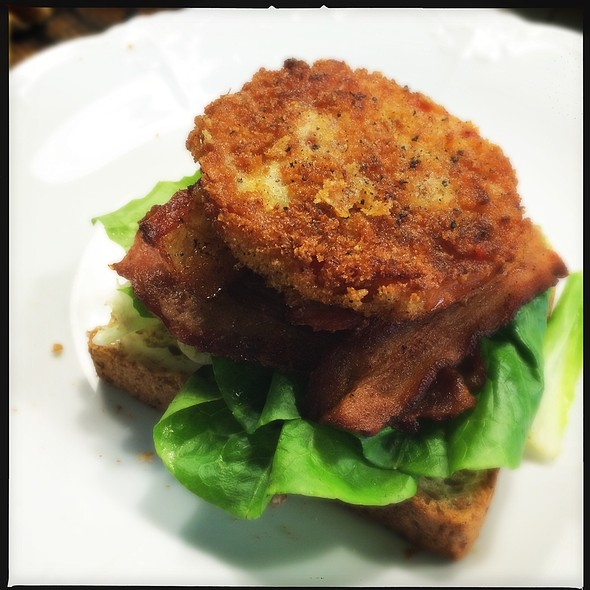 Blfgt Sandwich @ The Crazy Cook