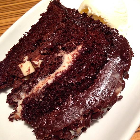 Alabama Fudge Cake
