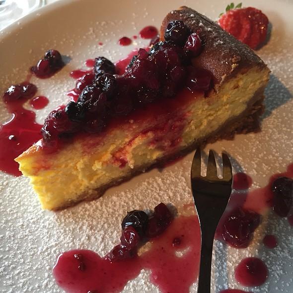 Cheesecake @ La Cicale Al Veio