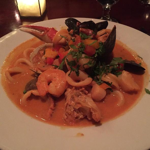 Seafood Stew - Costanera Restaurant, Montclair, NJ