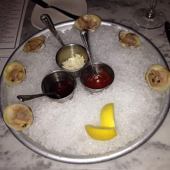 Littleneck clams - 801 Fish - Leawood, Leawood, KS