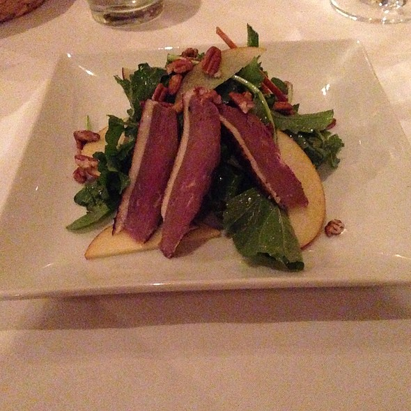Arugula Salad With Duck Speck - Room 39 - Midtown, Kansas City, MO
