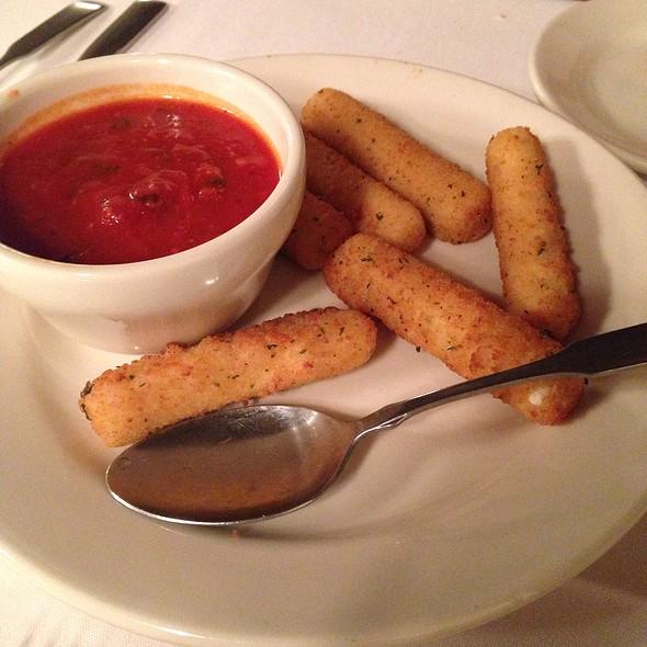 Fried Mozzarella - Sabatino's, Baltimore, MD
