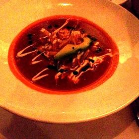 Vegetarian Sopa De Tortilla - Toloache-Midtown, New York, NY